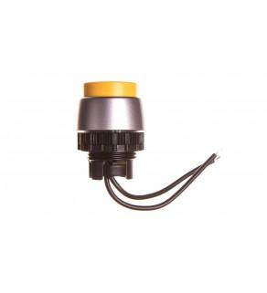 Sygnalizator dźwiękowy 24V AC pierścień niklowany ST22-SD-24AC.