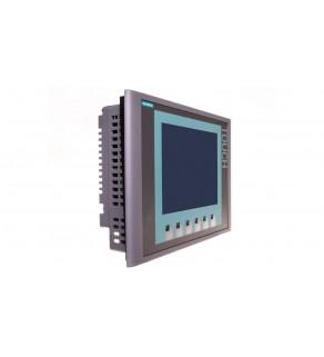 Panel operatorski HMI 6 cali dotykowy SIMATIC KTP600 6AV6647-0AD11-3AX0