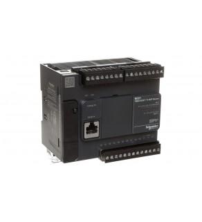 Sterownik programowalny 24 I/O PNP tranzystorowe Modicon M221-24I/O TM221C24T