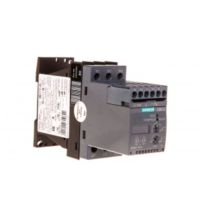 Softstart 3-fazowy 200-480VAC 12,5A 5,5kW/400V Uc 110-230V AC/DC S00 3RW3017-1BB14