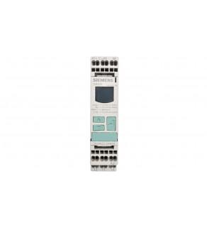 Przekaźnik kontroli prądu 1-fazowy 0,1-10A 1P 0,1-20sek 24-240V AC/DC 3UG4622-2AW30