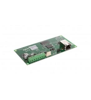 Moduł rozbudowy centrali systemu alarmowego komunikacyjny TCP/IP do central serii INTEGRA/ VERSA ETHM-1 PLUS