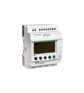 Przekaźnik programowalny 100-240V AC 6we, 4wy SR2A101FU