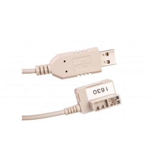 Kabel łączący PC (USB) z LRD 1,5m LRXC03