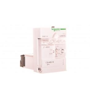 Blok wyzwalacza 3-biegunowy ochrona silnika 1,5-5A 24V DC LUCB05BL