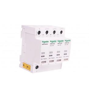 Ogranicznik przepięć typ 2 + typ 3 4P 8kA 1,1kV 350V ze stykiem pomocniczym iPRD A9L08601