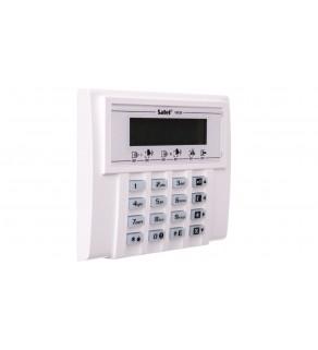 Klawiatura obsługi systemu alarmowego LCD niebieskie podświetlanie do systemu Versa VERSA-LCD-BL
