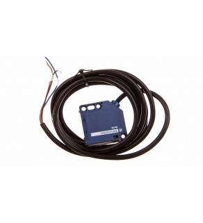 Czujnik fotoelektryczny Sn 7m 1Z PNP 12-24V DC refeksyjny kabel 2m XUK1APANL2