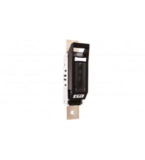 Rozłącznik bezpiecznikowy 1P 800A NH00 HVL 00 Telecom DC z wybijakiem 1P M8-M8 001692662
