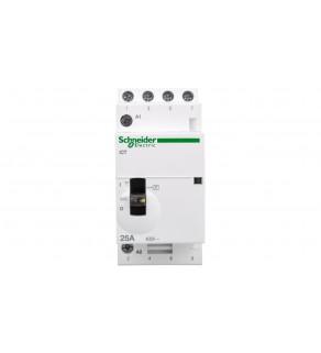 Stycznik modułowy iCT 25A 4NO 220...240 V 50 Hz MO A9C21834