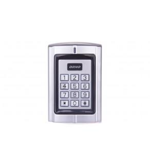 Zamek szyfrowy z czytnikiem kart i breloków zbliżeniowych 12V DC IP44 OR-ZS-802