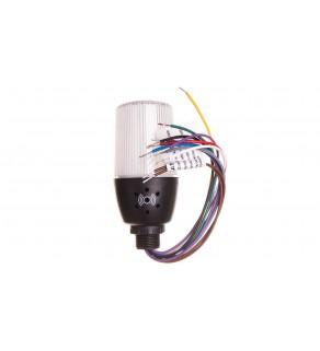 Wielofunkcyjna kolumna sygnalizacyjna LED z buzzerem 55mm 230V AC IP65 T0-IF05M220ZM05