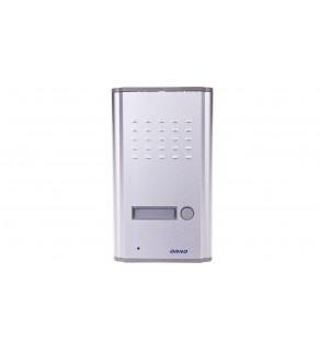 Zestaw domofonowy jednorodzinny z interkomem FOSSA INTERCOM biały/ srebny OR-DOM-RL-902
