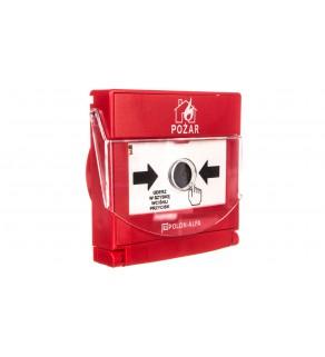 Ręczny ostrzegacz pożarowy ROP63H