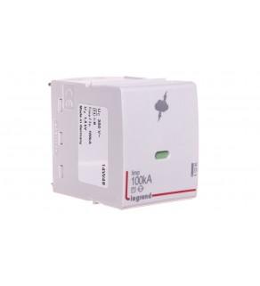 Wkład ogranicznika przepięć B Typ 1 25kA N-PE 350V AC 1,5kV ON 300 412285
