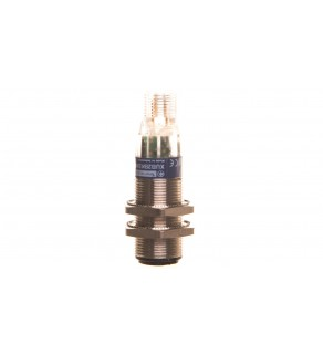 Czujnik fotoelektryczny Sn 15m M18 PNP 12-24V DC M12 4-piny nadajnik metal XUB2BKSNM12T