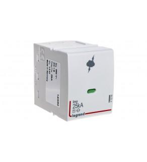 Wkład ogranicznika przepięć B Typ 1 25kA 350V AC 1,5kV ON 300 412284