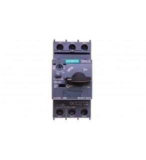 Wyłącznik silnikowy 3P 1,1kW 2,2-3,2A S00 3RV2011-1DA10