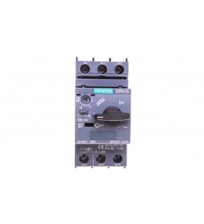 Wyłącznik silnikowy 3P 0,55kW 1,1-1,6A S00 3RV2011-1AA10