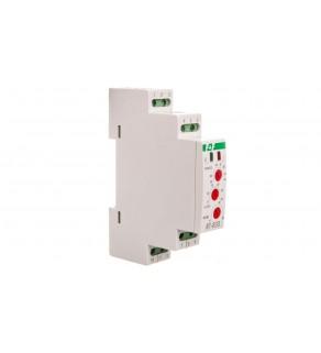 Regulator temperatury z regulacją wentylatora 12-24V DC na szynę RT-833
