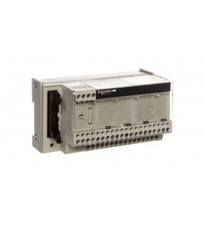 Podstawa pasywna 16-kanałowa 2 zaciski/kanał LED ABE7H16R21