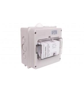 Skrzynka izolacyjna zabezpieczeniowa SB-25 400V IP43 1132-132