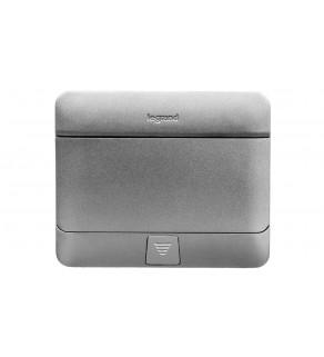 Pop-up Puszka podłogowa 100x122x61,2mm 4-modułowa aluminium 054011