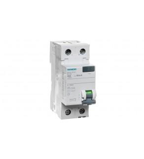 Wyłącznik różnicowoprądowy 2P 40A 0,03A typ AC 5SV4314-0