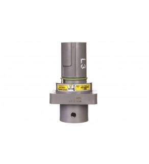 Obudowa wtyczki pulpitowa EPIC POWERLOCK A1 C L3 szara SP M12 44420225