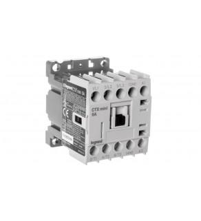 Stycznik mocy 6A 3P 230V AC 1Z 0R CTX3 MINI 417006