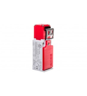 Wyłącznik krańcowy 1Z 1R z kluczem podgiętym, czerwony T0-L5K23LUM321