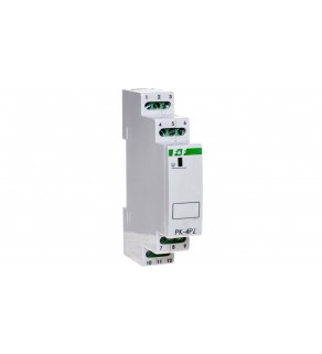 Przekaźnik instalacyjny 4Z 8A 12V AC/DC PK-4PZ-12V