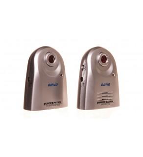 Alarm bateryjny z barierą podczerwieni 4-20m 9V DC OR-MA-706