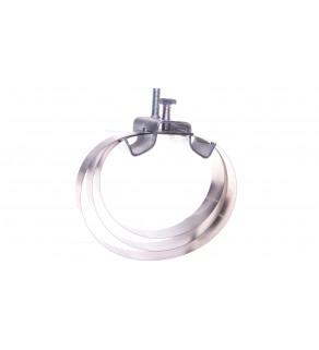 Obejma uniwersalna do rurociągu fi 150-300mm M8 77.1/M8 NI /97700105