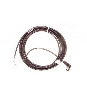 Przewód przyłączeniowy 5m z gniazdem kątowym 4P FIELDBUS M12 S/A AB-C4-5,0PVC-M12FA 22260678