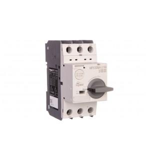 Wyłącznik silnikowy 3P 0,16A wyzwalacz magnetyczny MPX3 32H 417340