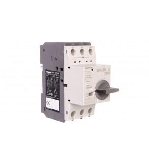 Wyłącznik silnikowy 3P 8-104A wyzwalacz magnetyczny MPX3 32MA 417349