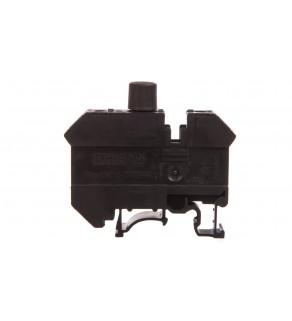 Złączka bezpiecznikowa 16mm2 czarna 10A G 5x20 UK10-DREHSI 5x20 3005109