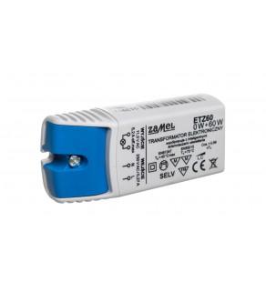 Transformator elektroniczny 230/11,5V 0-60W ETZ60 LDX10000042