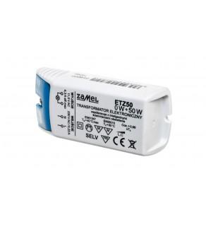 Transformator elektroniczny 230/11,5V 0-50W ETZ50 LDX10000041