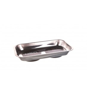 Miska magnetyczna prostokątna 245x145 mm 11-614