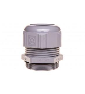 Dławnica kablowa poliamidowa M50 IP68 SKINTOP STR-M 50x1,5 ciemnoszara 53111160