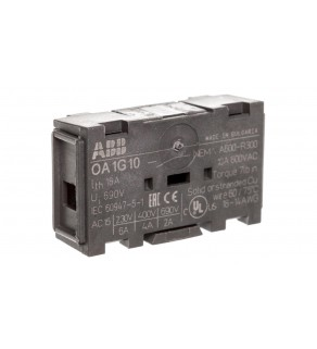Styk pomocniczy 1Z 0R do rozłączników OA1G10 1SCA022353R4970
