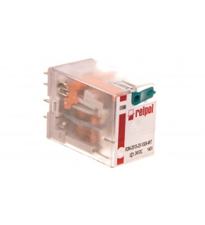 Przekaźnik przemysłowy 3P 24V DC AgNi R3N-2013-23-1024-WT
