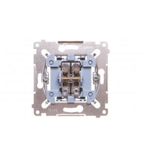 Simon 54 Przycisk żaluzjowy mechanizm 10A 250V SZP1M