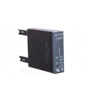 Układ tłumiący dioda 127-240V AC 150-250V DC S00 3RT2916-1CD00