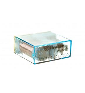 Przekaźnik 1P 10A 24V DC 40.31.9.024.0000