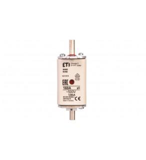 Wkładka bezpiecznikowa KOMBI NH00 160A gG/gL 500V WT-00 004182216
