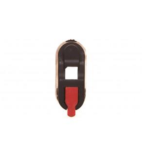 Pokrętło bezpośrednie czarne 37mm do OT16-40F3/F4 OHBS12 1SCA108252R1001
