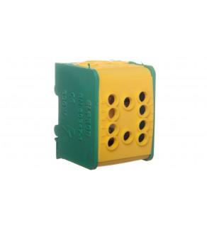 Odgałęźnik instalacyjny 1-segmentowy (zacisk: 1x35mm2 - 2x16mm2), LZ 1*35/16/16 84168009